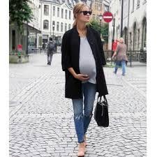 vetement femme enceinte moderne mode pré maman les tenues de l automne hiver bébés et mamans