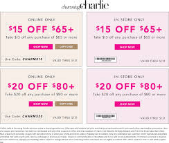Charming Charlie Coupons - $15 Off $65 & More At Wayfair Coupon Code Black Friday Cleartrip Coupons Charming Charlie Coupon Codes Shoppingworldzcom Bogo All Reg Priced Jewelry And Watches Original South Africa Shop Promo Allegiant Air Bgage Grand Haven 9 Backyardpoolsuperstore Com Freecharge Dish Tv Today Get Discount On Airpods Yoga Outlet Uk Sears Auto Alignment 15 Off 65 More At Cc Domain Deals O2 Iphone 5s Mcdonalds Codes India Business 21 Publishing Kwik Kar Frisco Oil Change Nordstrom Nicotalia Moo Shoes