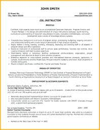 Primary English Teacher Cv Sample Resume High School Preschool Template