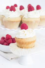 Raspberry Champagne Cupcakes Kick off the new year with champagne cupcakes filled with a raspberry