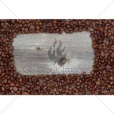 Close Up Of Freshly Roasted Coffee Whole Beans