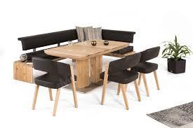 decker essgruppe lavaro mit tisch stühlen möbel letz