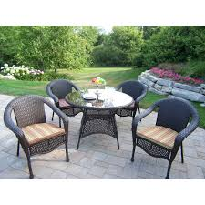 5 Piece Dining Room Sets South Africa by Patio Ideas Artificial Wicker Patio Furniture Johannesburg