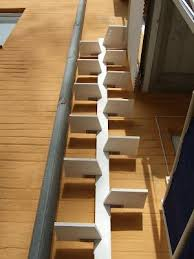 cat stairs outdoor cat ladder search catio ideas
