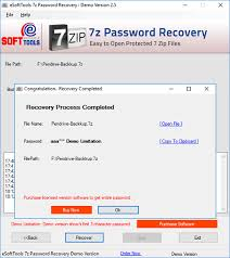 free 7z unlocker software tool recover unlock 7z file password