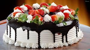 Birthday Cakes HD wallpaper