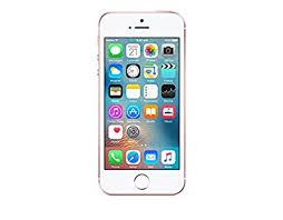 Amazon Apple iPhone SE 64 GB Unlocked Rose Gold Cell Phones