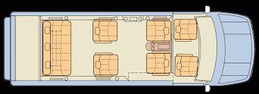 Luxury Mercedes Sprinter Midwest Automotive Designs Find The Best Cargo Van Conversion Plans