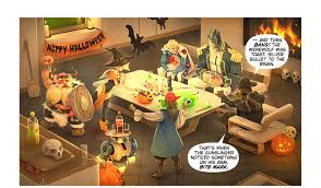 Is Halloween Always Capitalized by Out Of All The Updates And Skins That May Come There Is One I Want