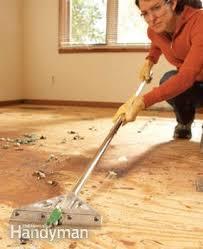 Best Hardwood Floor Scraper by Tips For Removing Carpet Family Handyman