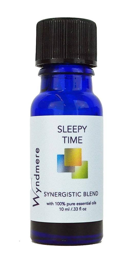 Wyndmere Naturals Synergistic Blend Essential Oil - Sleepy Time, 10ml
