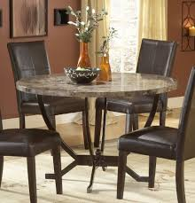 Furniture Stone Dining Table And Chairs Decoration Ideas ...