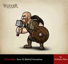 Wulverblade Intro To Skeletal Animations