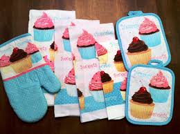Image Of Cupcake Kitchen Decor Collections
