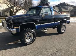 Awesome Great 1985 Chevrolet C-10 Silverado K10 Chevy Truck 1985 ... 1985 Chevrolet Silverado Hot Rod Network Chevy Truck City Of Alamosa 1985chevytruckliftedforsale 731987 Chevys Pinterest Swb Short Bed Cab Square Body We Bought A K10 Its Big Green And Badass The Fast Mas Computer 177 C10 Ideas Trucks Trucks Truckin Magazine Pick Up Ide Dimage De Voiture Silveradowest Coast Classic Inc