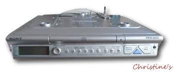 Ilive Under Cabinet Radio Cd Player by Under Cabinet Mount Radio Cd Player Bar Cabinet