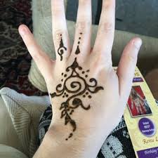 Henna Designs Temporary Tattoos