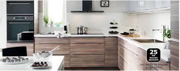 cuisine bois laqué cuisine ikea blanche et bois gallery of beautiful top tourdissant