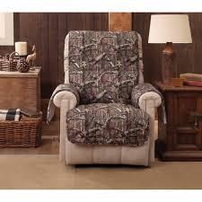 Mossy Oak Baby Bedding by Mossy Oak Break Up Infinity Recliner Wing Chair Protector