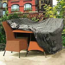 Outdoor Waterproof Grill Cover Heavy Duty Coffee Table Sofa Chair ... Outdoor Patio Chair Covers Buy Fniture Online At Overstock Our Best Kingfisher Heavy Duty Round Set Garden Waterproof Protection How To Recover Your Cushions Quick Easy Crafts Diy The Hunting Strongbackchair Lawn Tagged Vazlo For Ding Seating Amazoncom Vailge Adirondack 42 Walmartcom