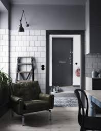 100 Lagenhet Green Dark Interior APRIL AND MAY