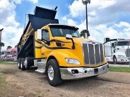 100 Used Peterbilt Trucks For Sale In Texas DUMP TRUCKS FOR SALE IN TX