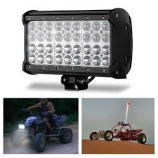 Kohree 108W Cree LED Spot/Flood Work Light Bar For Off-road Truck ... 12v 18w 6led Waterproof Led Headlights Flood Work Light Motorcycle 4pcs 4inch Work Light Bar Driving Flood Beam Suv Atv Jeep New 4inch 57w Lights Offroad Led Bar Trucks Boat 4x4 4wd Atv Uaz Suv Driving 2pcs 18w Flood Beam Led Work Light 12v 24v Offroad Fog Lamp Trucks Truck Lite Spot With Ingrated Mount 81711 Trucklite 50 Inch 250w Spotflood Combo 21400 Lumens Cree Signalstat Stud Mount Oval Lot Two Mini 27w 9 Worklights Fog For Tractor Xrll 27w Forklift Square Cube Pods Flush