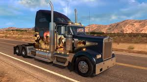 Reduced Fines And A Honking Great New Truck Are Coming To American ... P579jpg American Truck Simulator New Mexico Steam Cd Key For Pc Mac And Multiplayer E Mods Kenworth K100 Low Vs Medium Ultra Graphics Rand Driver Panel Fr Und Ford F450 On Force Wheels Caridcom Gallery Review Polygon Amazoncom Video Games W900 Skin Ats Mods Truck Peterbilt 389 Hauling Livestock Youtube