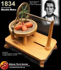 thomas davenport electrical pioneer