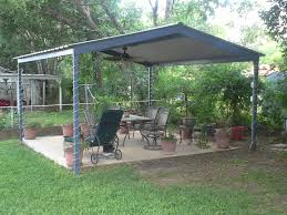 Backyard Patio Covers: From Usefulness To Style | HomesFeed Carports Lowes Diy Carport Kit Cheap Metal Sheds Patio Alinum Covers Cover Kits Ricksfencingcom For Sale Prefab Pre Engineered To Size Made In Metal Patio Awnings Chrissmith Outdoor Amazing Structures Porch Roof Exterior Design Gorgeous Retractable Awning Your Deck And Car Ports Pergola 4 Types Of Wood Vs Best Rate Repair