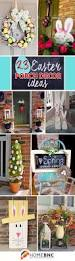 Primitive Easter Tree Decorations by Best 25 Outdoor Easter Decorations Ideas On Pinterest Happy