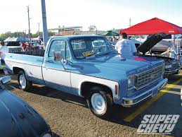 Blue And White Two Tone Chevrolet Truck | 73-87 GM Trucks ... 2003 Chevy Silverado Custom Truck Truckin Magazine Gets Another Modernday Cheyenne Makeover 80s Two Toned Dark Blue And Silver Ford Pickups Stepside Bed On Dealer Keeping The Classic Pickup Look Alive With This My New Paint Job Tone Link Forum Gmc Theres A New Deerspecial Super 10 A At 100 Years Of Trucks Anniversary Models 2018 Chevrolet Gm Authority 2019 First Review Kelley Blue Book Retro Cversion Of Modern Is Awesome Chevy Black Widow Lifted Trucks Sca Performance Black Widow