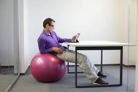 10 Ways To Immediately Improve Workstation Ergonomics ... Weighted Yoga Ball Chair For Kids Adults Up 5 6 Tall Classic Balance Rizzoo Styling Gaiam Backless Pvc Purple Safco Home Office Meeting Gathering Zenergy Black Vinyl Neweggcom Amazoncom Fdp Rectangle Activity School And Table Ficamesitop Page 71 24 Hour Office Chair Inexpensive Top Best Exercise Balls Reviews Youtube Pibbs 3447 Cosmo Threading Hot Item Half Armrest Leather Fabric Parts Swivel Base