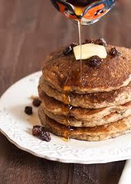 Ihop Halloween Free Pancakes 2013 by Oatmeal Raisin Pancakes Gluten Free Dairy Free Nutritious Eats