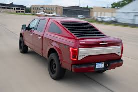 100 Ford Truck Beds Aero X Is A Truck Cap Like No Other Medium Duty Work Info