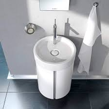 100 Information On Philippe Starck Wallhung Washbasin Cabinet Wooden Contemporary With Shelves