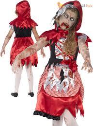 girls zombie princess costume horror fairytale halloween fancy