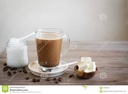 Download Bulletproof Coffee Stock Image Of Cholesterol