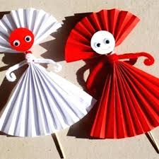 Paper Art Craft Ideas Gallery Coloring Pages