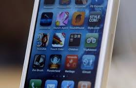 How to Make the iPhone 4 Display Vertically & Horizontally