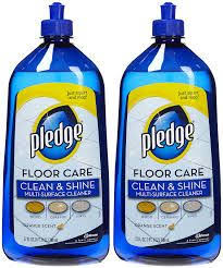 2 pledge floor care multi surface finish shine protect restore 27