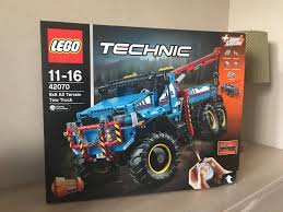LEGO Technic 6x6 All Terrain Tow Truck 2017 (42070) [322901499872 ... Lego Technic Customised Pick Up Truck Best Resource Lego 42070 6x6 All Terrain Tow Release Au Flickr Mod Mods And Improvements Roadwork Cstruction Crew Vehicle Building Set Lego 610 Martin Waterson 8067 Mini Mobile Crane From Conradcom Infeoz Custombricksde Model Custombricks Moc Instruction Unboxing Stop Motion Compare Prices On Set 82851 Sets