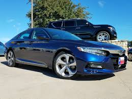 New 2018 Honda Accord Touring For Sale Serving Dallas TX