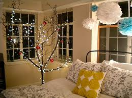 Bedroom Ideas Christmas Lights For Inspirations Nice Light On Decor With