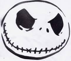 Nightmare Before Christmas Pumpkin Stencils Jack by Nightmare Before Christmas Zero Pumpkin Template Pr Energy