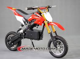 Dirt Bike Motorcycle ES3503 Right Front