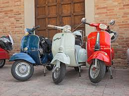 Vespa Scooters Vintage Retro Inspirational Wallpaper Free Download Art Wallpapers Pinterest