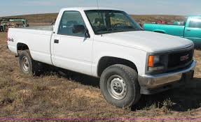 1994 GMC Sierra K1500 Pickup Truck | Item F6130 | SOLD! Wedn... Gmc Sierra 1500 Questions How Many 94 Gt Extended Cab Used 1994 Pickup Parts Cars Trucks Pick N Save Chevrolet Ck Wikipedia For Sale Classiccarscom Cc901633 Sonoma Found Fuchsia 1gtek14k3rz507355 Green Sierra K15 On In Al 3500 Hd Truck Sle 4x4 Extended 108889 Youtube Kendale Truck 43l V6 With Custom Exhaust Startup Sound Ive Got A Gmc 350 It Runs 1600px Image 2