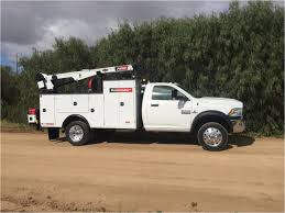 100 Utility Service Trucks For Sale 2018 DODGE 5500 Mechanic Truck Auction