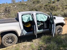 Colorado ZR2 Owner Reports Disturbing Airbag Deployment While Soft ... Fairfax County Police Investigate A Fatal Accident That Occured When Oh The Irony Takata Airbags Destroy Truck Carrying Them Album Car Seat Car Seats In The Front Passenger Seat Infant And Child 072011 Honda Element Back Set Buckets With Fiatchrysler Automobiles Will Recall 2 Million Ram Trucks Faulty Fiat Chrysler Recalls 1m Pickups For May Not Deploy When You Complain So Much Dc Put Lot Of On Ultimate Ford F150 Safer Towing Better Handling Part 1 092012 Escape Bucket Side Impact Airbags Sumosprings Rvstrucks Suvs Vans Improved Ride Closed 22015 Pickups Recalled To Fix Seatbelts 19